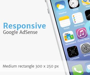 Responsive Google Ad